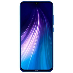 Xiaomi Redmi Note 8 4GB RAM 128GB Dual SIM 4G Blue