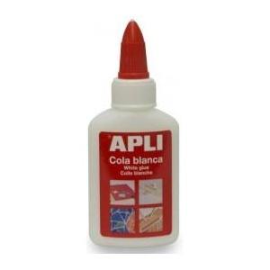 Apli Lipici, 40 g, non-toxic, fara solventi, alb
