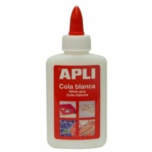 Apli Lipici, 100 g, non-toxic, fara solventi, alb