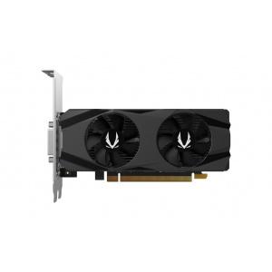 Zotac GeForce GTX 1650 Low Profile, 4GB GDDR6, 128 biti  ZT-T16520H-10L