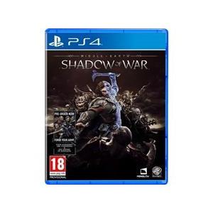 Warner Bros. Middle-earth Shadow of War PS4