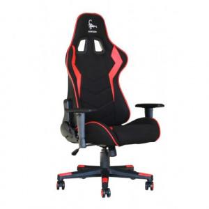 Gembird Scaun gaming Scorpion, Black-Red