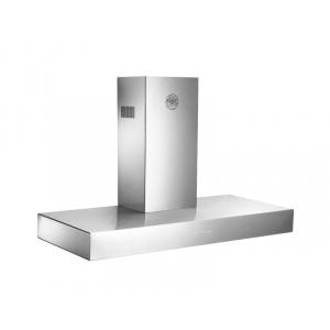 Bertazzoni Hota perete 120 cm Inox design Neutral