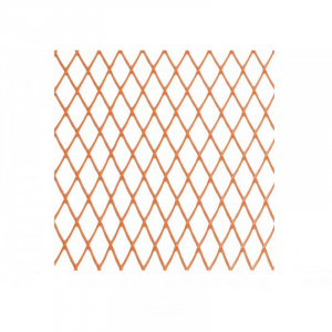 ROMPROFIX PLASA PROTECTIE 1.2M / 25M - ORANGE / 10X20MM