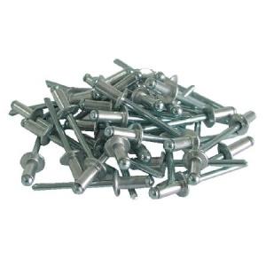 Mega Popnituri aluminiu 4.0x16.0mm, 50/set 59416