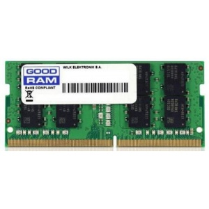 GoodRam 8GB,   DDR4, 2400 MHz GR2400S464L17S/8G