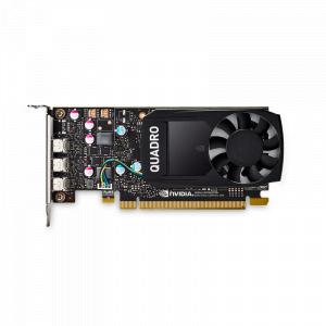 PNY nVidia Quadro P400 DVI v2, 2GB GDDR5, 64 biti VCQP400DVIV2-PB