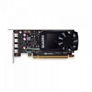 PNY nVidia Quadro P1000 DVI v2, 4GB GDDR5, 128 biti VCQP1000DVIV2-PB