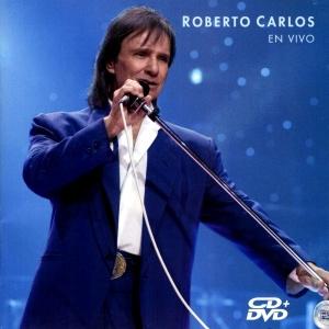 Roberto Carlos  En Vivo (1 CD + 1 DVD)