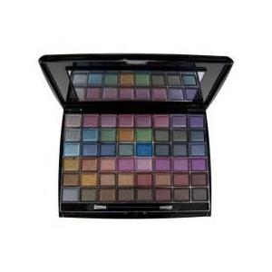 Saffron Trusa farduri Saffron 48 Colour Cream Eyeshadows