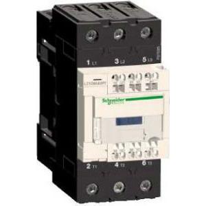 Schneider Electric Contactor tesys lc1-d - 3 poli - ac-3 440 v 65 a - bobină 115 v c.a.  - Tesys d - LC1D65A3FE7
