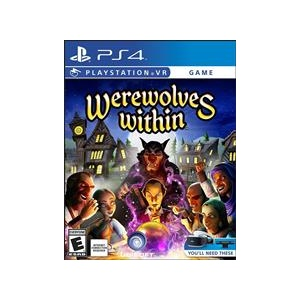 Ubisoft Werewolves Within (PSVR) PS4
