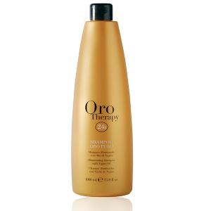 Oro Therapy Illuminating - Sampon cu ulei de argan si protectie 1 L