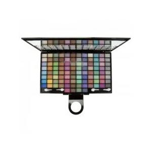 Saffron Trusa farduri Saffron 100 Colours Cream Eyeshadows