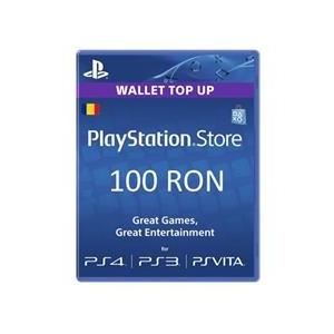 Sony Playstation Network Card 100Lei