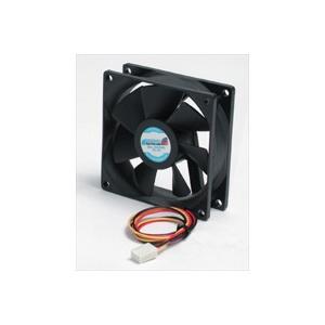 StarTech.com 80x25mm Ball Bearing Quiet Computer Case Fan w/ TX3 Connector FAN8X25TX3L