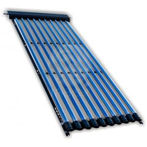 Narva Panou (colector) solar cu tuburi vidate heat pipe ITS 10