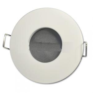 V-TAC Carcasă albă pentru spoturi LED GU10, Rotundă  3613