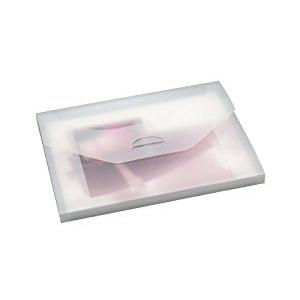 Jalema Mapa plastic A4, 20mm, Avanti College box - transparent J-1504030