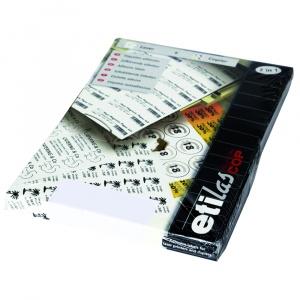 Etilux Etichete autoadezive Etilascop 176/A4, albe