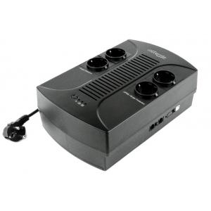 Gembird UPS with AVR, 650VA (EG-UPS-001)