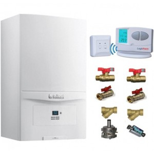 Vaillant EcoTEC PURE VUW 236/7-2 23 kW + Termostat + Kit accesorii