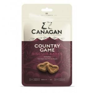 Canagan Grain Free cu rata si vanat 150 gr