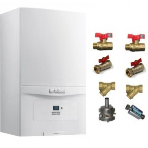 Vaillant EcoTEC PURE VUW 286/7-2 28 kW + Kit accesorii