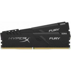 Kingston HyperX FURY Black  2x16GB DDR4 2666MHz CL16 hx426c16fb3k2/32