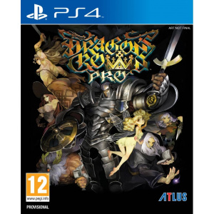 Atlus DRAGONS CROWN PRO BATTLE HARDENED EDITION PlayStation 4