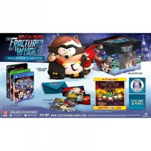 Ubisoft South Park The Fractured But Whole Collectors Edition