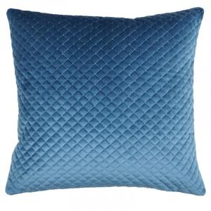 Stof Perna albastra catifelata Baryton