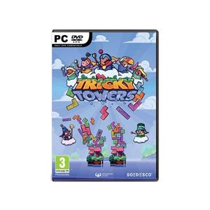 Soedesco Tricky Towers PC