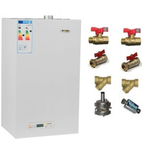 Motan Kplus C22 SPV 23 MEF 23 kW + Kit accesorii