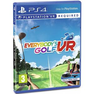 Sony PlayStation 4 Everybody Golf VR