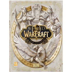 Blizzard World of Warcraft 15th Anniversary Collector s Edition PC