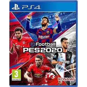 Konami E Football PES 2020 PS4