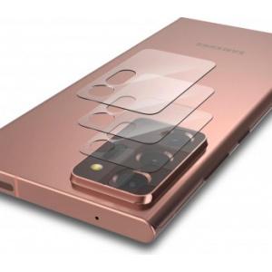 Ringke Folie sticla camera Samsung Galaxy Note 20 Ultra 3 buc Transparent