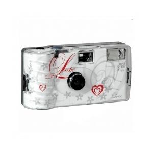 Fuji Camera foto de unica folosinta Love 400 Asa 27 exp alb