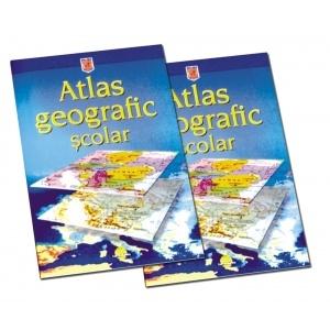 Herlitz Atlas geografic scolar