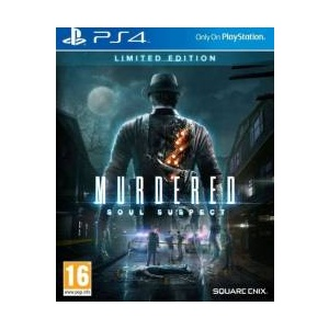 Square Enix Murdered Soul Suspect Special Edition PS4