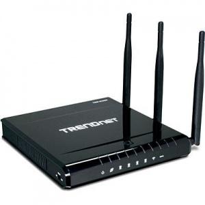 TRENDnet 300Mbps Wireless N Gigabit Router  TEW-633GR