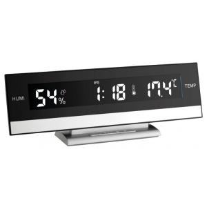 TFA-Dostmann Ceas digital cu termometru si higrometru Room Climate Tfa 60.2011