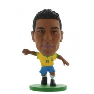 Soccerstarz Figurina Brazil Paulinho 2014