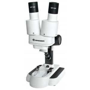Bresser Lupa stereo Microscop cu iluminare directa 20x
