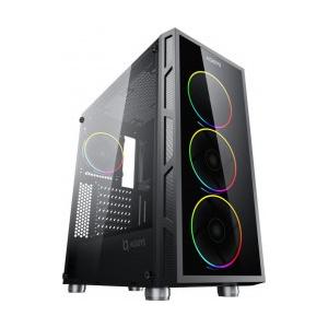 Diaxxa PC Gaming Advanced Gaming AMD Ryzen 5 3600X 3.8GHz 1TB+SSD 256GB M.2 16GB DDR4 RTX 2060 OC 6GB Bonus  Bundle Nvidia Rainbow Six