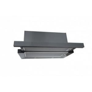 Pyramis Silver Sliding Turbo Full Grey Glass 1144659909