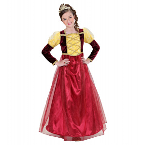 Widmann Costum Printesa Medievala 8 - 10 ani