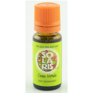 Solaris Plant Ulei Esential Aromaterapie Ceai Verde 10 ml