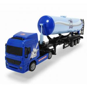 Dickie Toys Camion Cisterna cu remorca, 42 cm